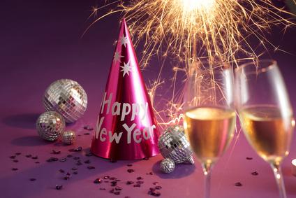 Glücksbringer für Sylvester un das neue Jahr
